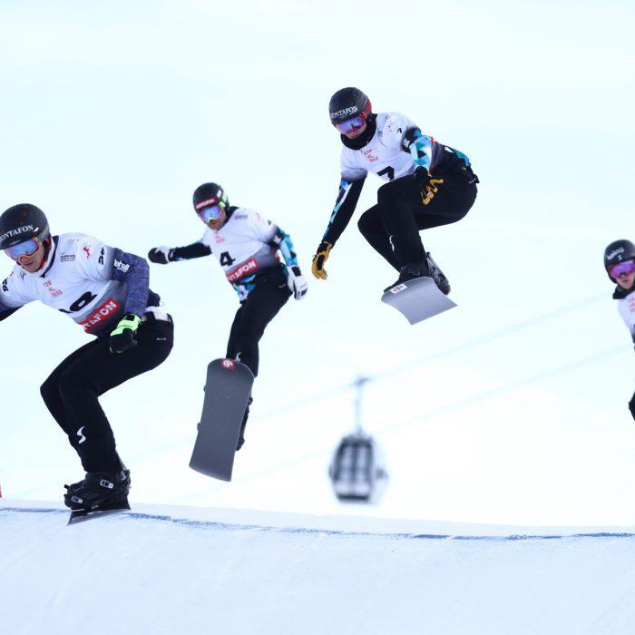 FIS Snowboardcross Gargellen